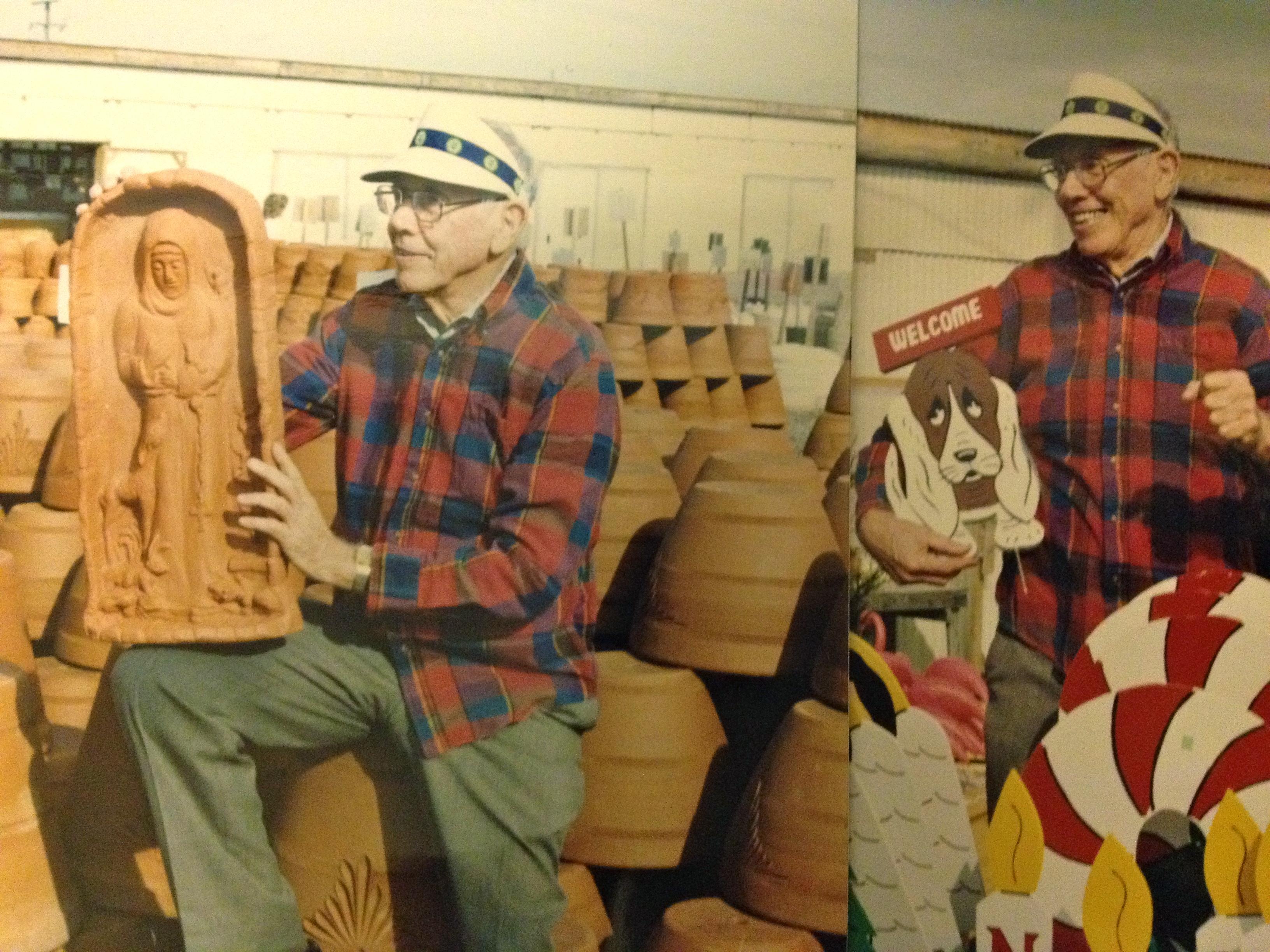 Foundre Williamburg Pottery Factory, Williamsburg, Va.